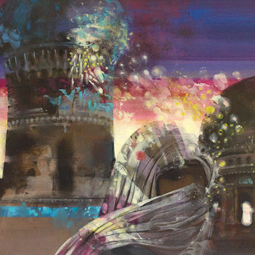 Tombs of Samarkand II (1967/1980) by Avel de Knight